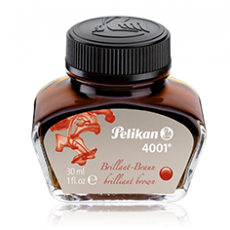 Чорнило Пелікан 4001 30мл, коричневе