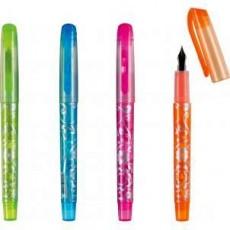 Ручка чернильная Centrum 83656 Цветы открытое перо