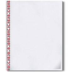 Файл А4 40 мікрон Optima O35106 орнамент