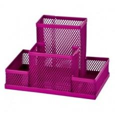 Підставка настільна ZB.3116-10 150*100*100мм металева, рожева
