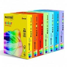 Папір кольоровий Maestro Color А4 160 грам, 1 штука