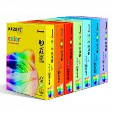 Папір кольоровий Maestro Color А4 80 грам, 1 штука
