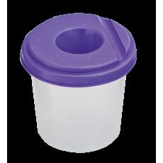 Стакан - нерозливайко одинарний ZB.6900-07 фіолетовий