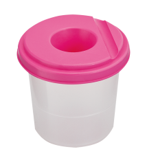 Стакан - нерозливайко одинарний ZB.6900-10 рожевий