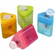 Стругалка з контейнером KUM Mini-Tri K1 трикутна