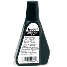 Фарба штемпельна TRODAT 7011 чорна 28мл