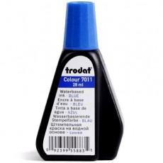 Фарба штемпельна TRODAT 7011 синя 28мл