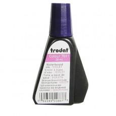 Фарба штемпельна TRODAT 7011 фіолетова 28мл