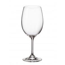 Фужери для вина Lara 6 штук 450мл 40415 45050 Bohemia