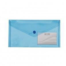 Папка на кнопку DL ВМ.3938-02 синя