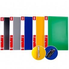 Швидкозшивач А4 Optima O31253 кольоровий