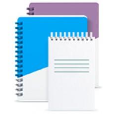 Блокноты, офисные тетради