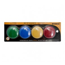 Набір магнітів 4 штуки SOZ 4042 40 мм