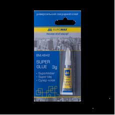 Супер-клей BUROMAX BM.4842 3г